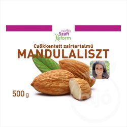 Szafi Fitt zsírtalanított mandulaliszt 500 g