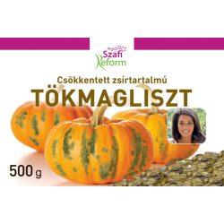 Szafi Fitt zsírtalanított tökmagliszt 500 g