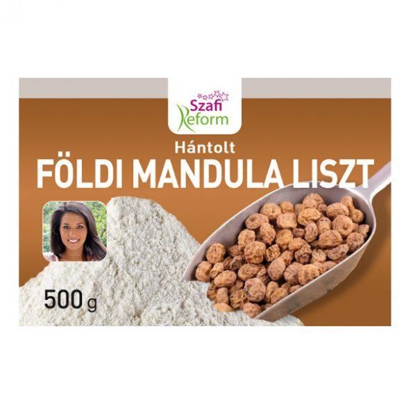 Szafi Fitt prémium hántolt földimandula liszt 500 g