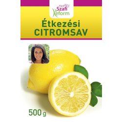 Szafi Fitt étkezési citromsav 500 g