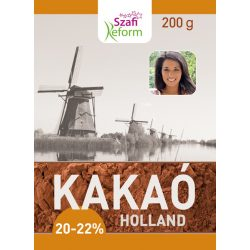 SZAFI Reform KAKAÓPOR HOLLAND 20-22% 200G