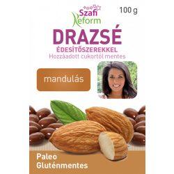 Szafi Reform drazsé édesítőszerekkel mandulás 100 g
