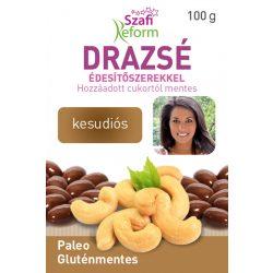 Szafi Reform drazsé édesítőszerekkel kesudiós 100 g