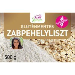 Szafi Fitt gluténmentes zabpehelyliszt 500 g