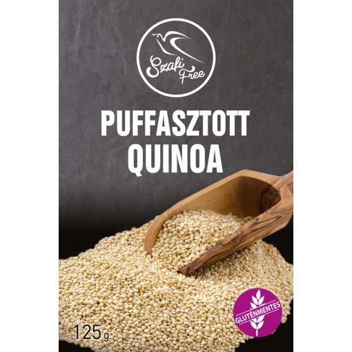 SZAFI Free QUINOA PUFFASZTOTT