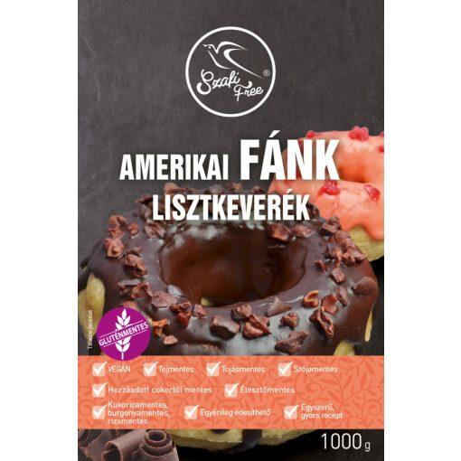 SZAFI Free LISZTKEV.FÁNK AMERIKAI