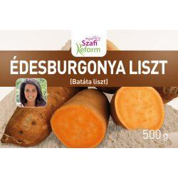 Szafi Fitt édesburgonya (batáta) liszt 500 g