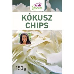 Szafi Fitt kókuszchips 150 g