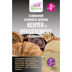 Szafi Reform kenyér és péksütemény lisztkeverék ch csökkentett 500 g