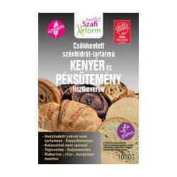 Szafi Reform kenyér és péksütemény lisztkeverék szénhidrát csökkentett 1000 g