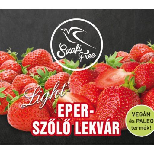 SZAFI Free LEKVÁR EPER-SZŐLŐ