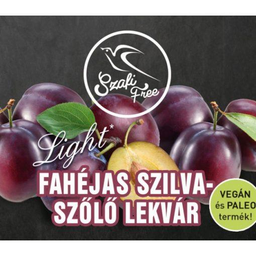 SZAFI Free LEKVÁR FAHÉJAS SZILVA-SZŐLŐ