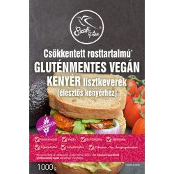Szafi Free gluténmentes vegán kenyér csökk. rosttartalmú 1000 g