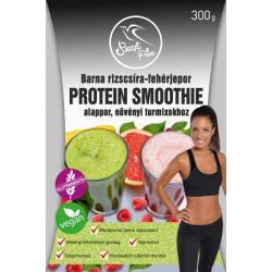Szafi Free barna rizscsíra-fehérjepor protein smoothie alap 300 g