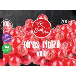 Szafi Free piros ribizlivelő 200 ml