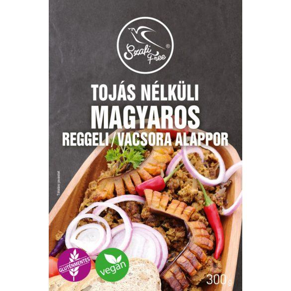 SZAFI Free ALAP MAGYAROS REGGELI/VACSORA