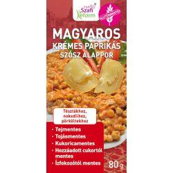 Szafi Reform magyaros paprikás szósz alappor gluténmentes 80 g