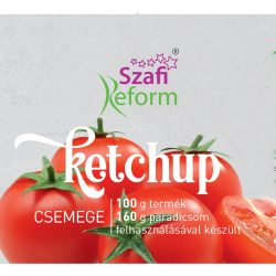 Szafi Reform ketchup csemege 290 g