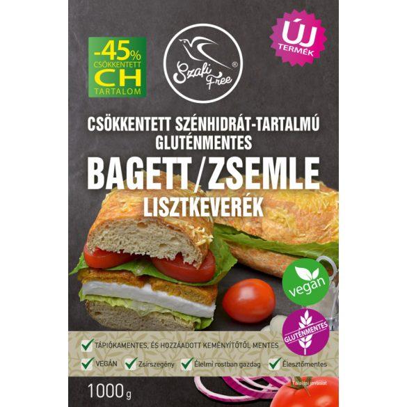 Szafi Free csökkentett ch gluténmentes bagett lisztkeverék 1000 g