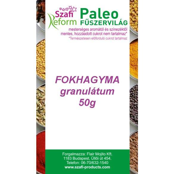 Szafi Reform fokhagyma granulátum 50 g