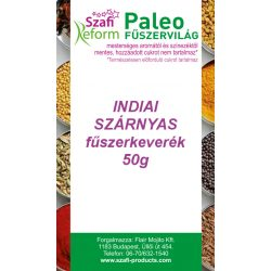Szafi Reform indiai szárnyas fűszerkeverék 50 g
