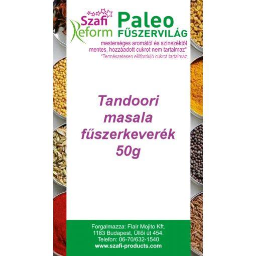 SZAFI Reform FŰSZER TANDOORI MASALA 50G