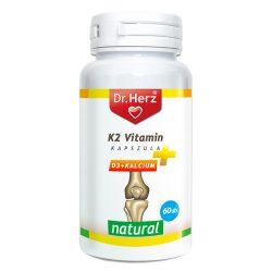 Dr.herz k2 vitamin kapszula 60 db