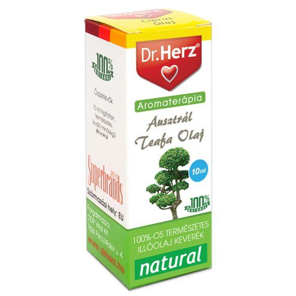 Dr.herz illóolaj ausztrál teafa 10 ml 10 ml