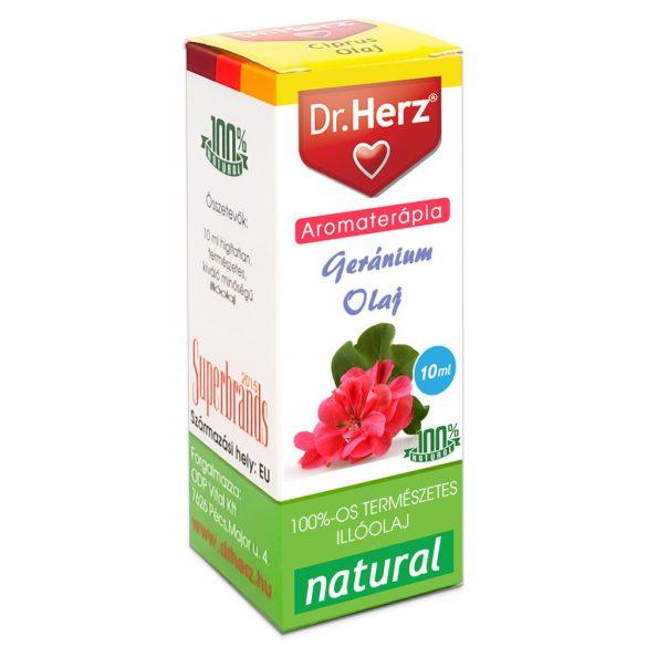Dr.herz illóolaj geránium 10 ml