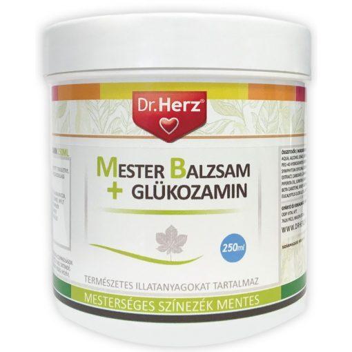 DR.HERZ MESTERBALZSAM+GLÜKOZAMIN 250 ML
