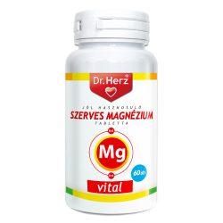 Dr.herz szerves magnézium+b6+d3 60 db