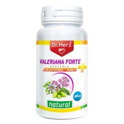 Dr.herz valeriana forte kapszula 60 db