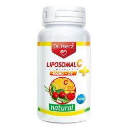 DR.HERZ LIPOSOMAL C+D3 TABLETTA
