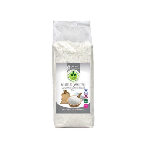 Dr. Natur étkek, Parajdi só (Székely só). Sütéshez-főzéshez, ivó- és fürdőkúrákhoz. Paleo, Lúgosító