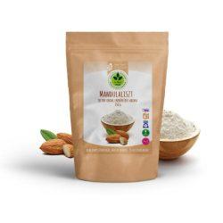 Dr. Natur étkek, Mandulaliszt - Enyhén édes aromájú lisztpótló, sütéshez, főzéshez vagy akár sűrítésre.