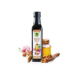 Dr. Natur étkek Prémium Mandulaolaj (Ehető és kenhető). Adalékanyagmentes, és kiemelten tápanyagdús 250ml