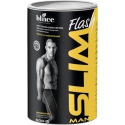 Blnce slim flash man étkezést helyettesítő italpor vaníliás 600 g