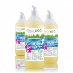 Cleaneco ált. felületfertőtlenítő munkaoldat - utántöltő 1000 ml