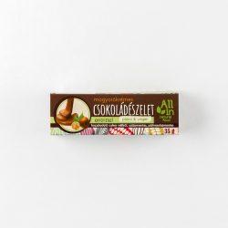All in csokoládészelet mogyorókrémes eritrittel 35 g