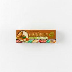All in csokoládészelet nugátkrémes eritrittel 35 g