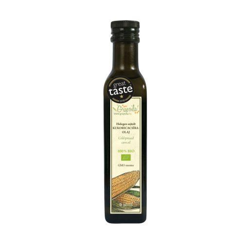 Grapoila bio kukoricacsíra olaj 250 ml