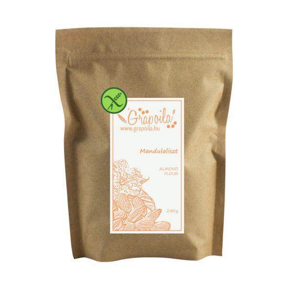 Grapoila MANDULALISZT zsírtalanított 250 g
