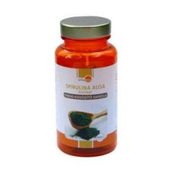 Vitamed prémium spirulina alga kapszula 60 db