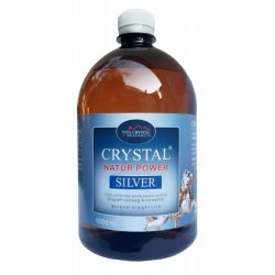 CRYSTAL SILVER NAT.POW.1000ML 1000 ml
