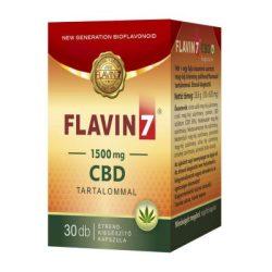Flavin7 CBD 1500 mg 30 db