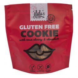 Glulu freefrom meggyes csokoládés süti 100 g