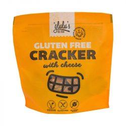 Glulu freefrom sajtos kréker 100 g