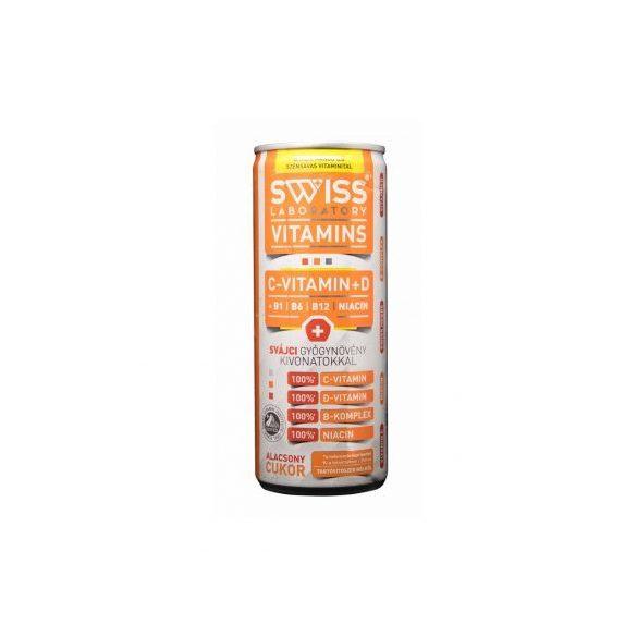 Swiss laboratory C+D vitaminos multivitamin ital 250 ml