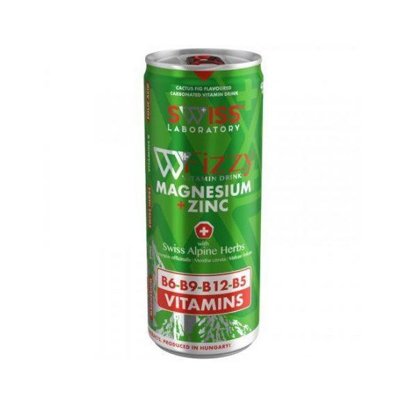 Swiss laboratory magnézium+cink multivitamin ital 250 ml
