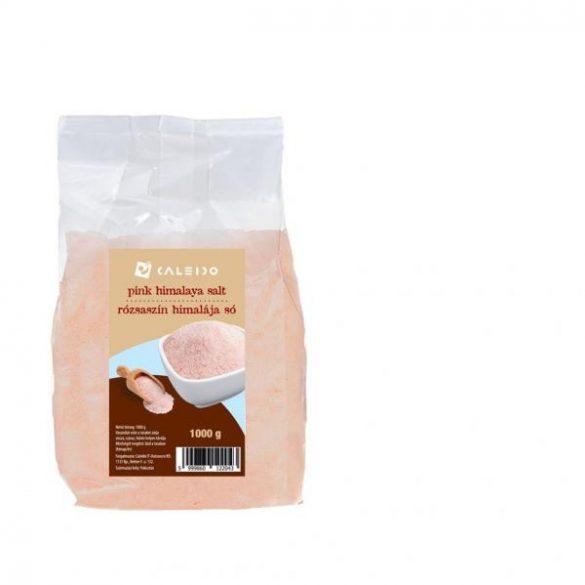 Caleido rózsaszín HIMALÁJA étkezési só 1 kg
